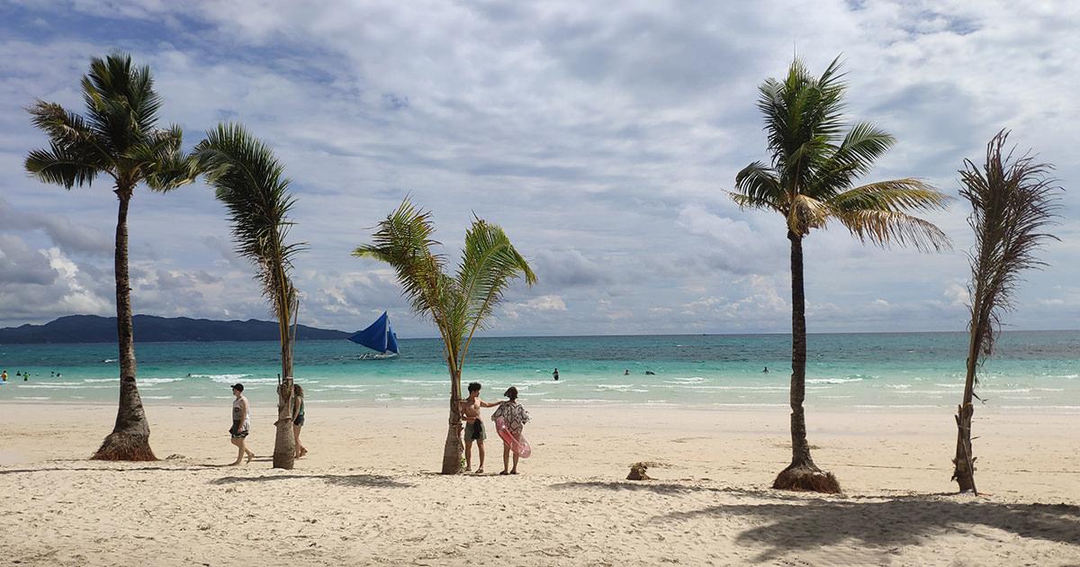 【長灘島自由行】白沙灘的美麗與哀愁