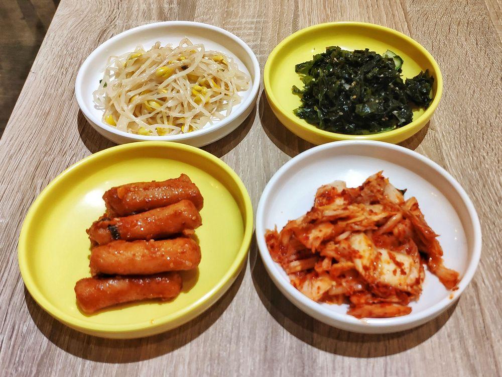 板橋韓式料理