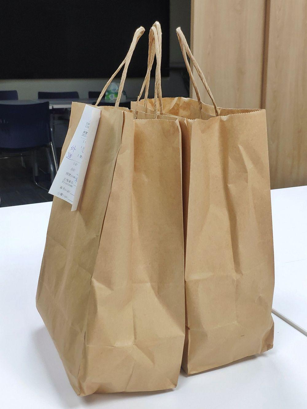 台北外帶外送餐盒