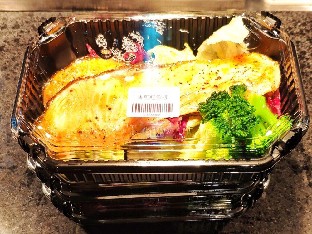 寒沐酒店 超市 熟食