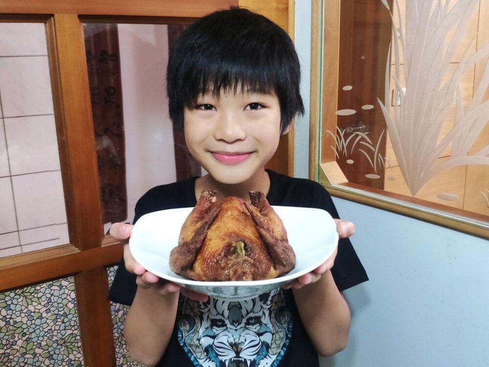 寒沐酒店 烤雞