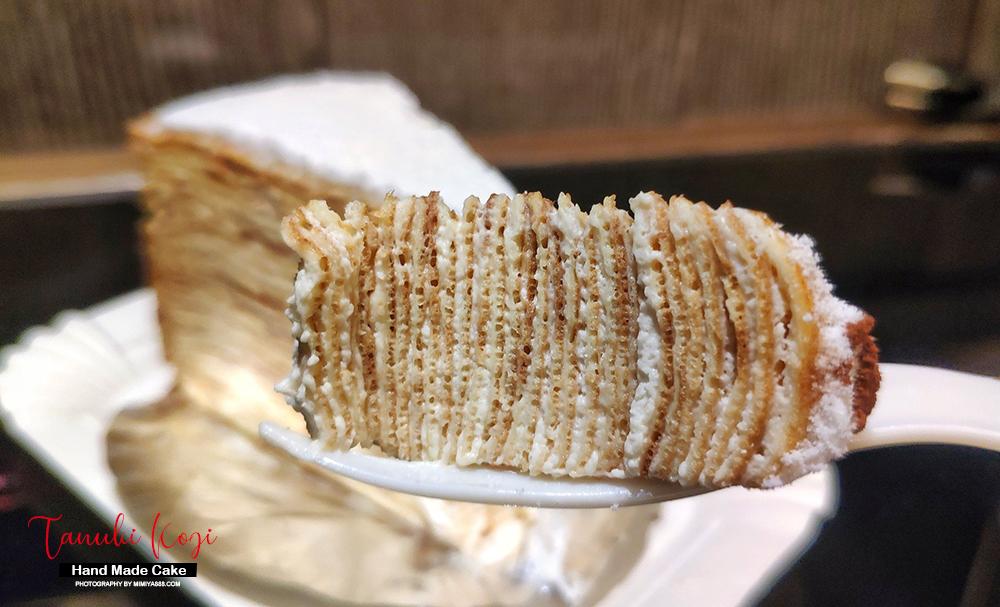 台南千層蛋糕