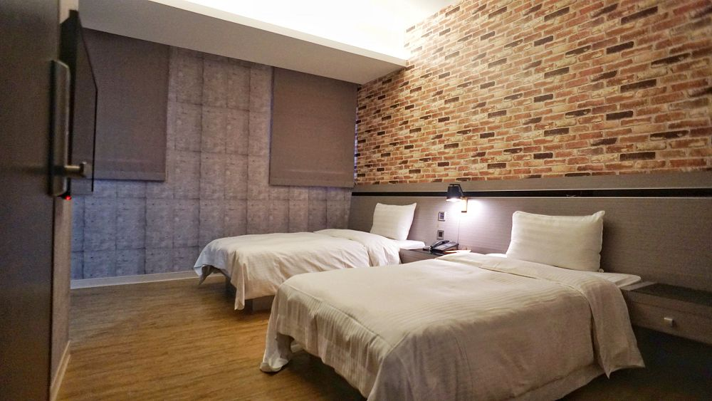 台中設計旅店