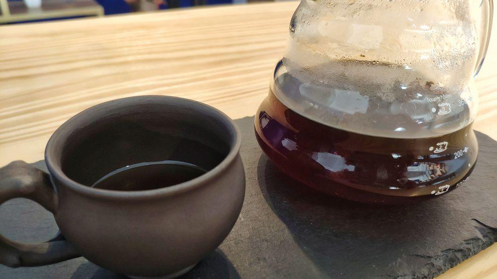 桃園手沖咖啡
