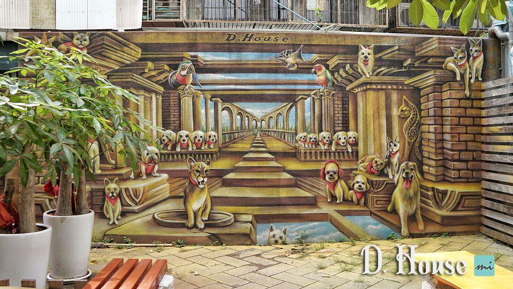 迪化街寵物友善餐廳