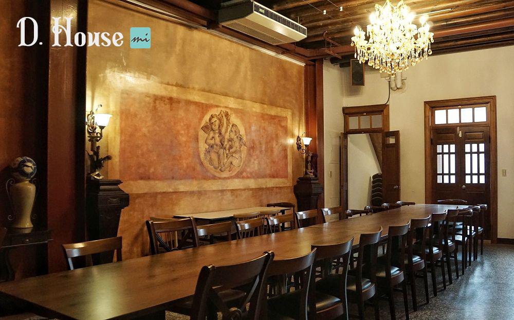 大稻埕咖啡館